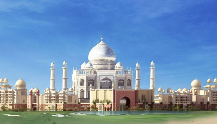 Taj Arabia, The Taj Mahal of Dubai