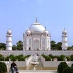 Copycat Version of Taj Mahal in Bangladesh