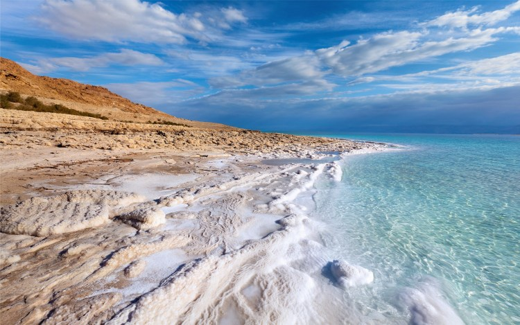 Moreover Dead Sea is deepest salt lake in the world. It contains the concentration of salt and other minerals, the level of salinity of which is superior the ocean water.