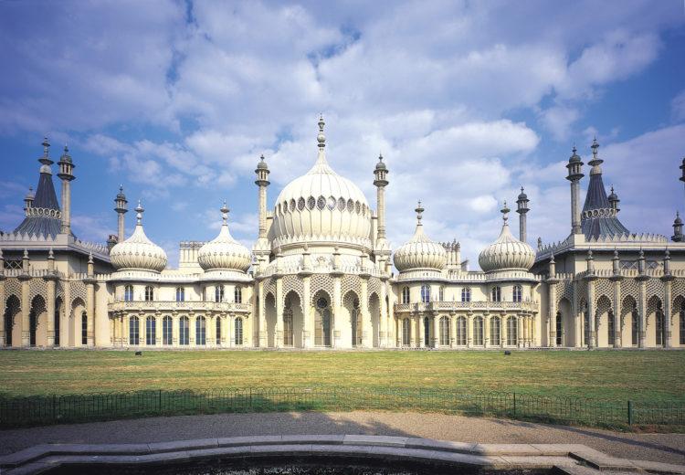 Taj Mahal of United Kingdom – Royal Pavilion, Brighton, UK