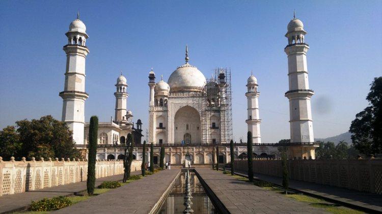 Taj of Deccan or Bibi ka Maqbara