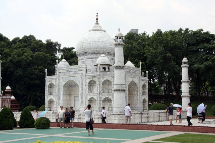 Window to the World: Taj Mahal of China