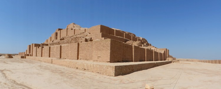 Chogha Zanbil is an ancient Elamite complex in the Khuzestan province of Iran lies 30 Km south-east of Susa and 80km north of Ahvaz