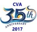 CVA 35th Anniversary Logo