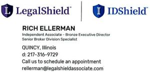Rich Ellerman Business Card