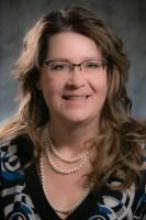 Photo of Board Member Andrea Obrien