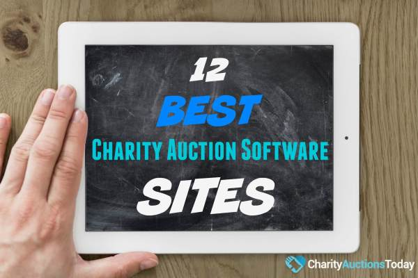 Charity Auction Software
