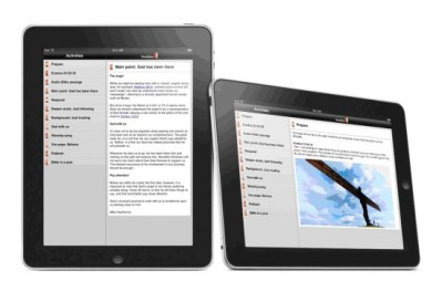 iPads and the future of charity digital communications
