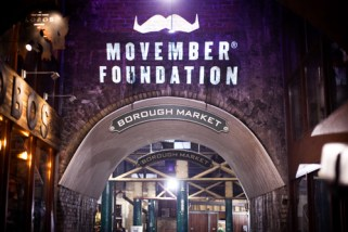 A poster for the Movember foundation