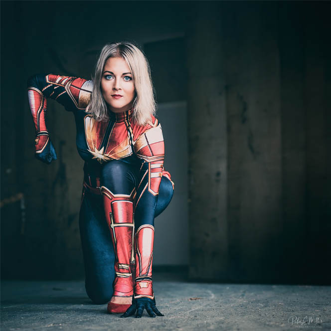 Superhelden: Captain Marvel