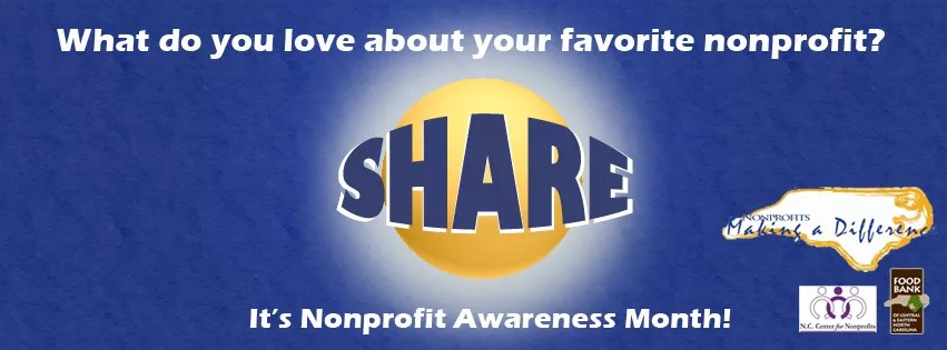 Nonprofit Awareness Month