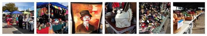 Flea Market Collage