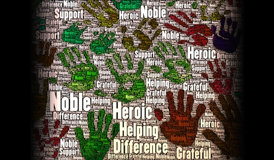 Noble, Heroic, and Making a Difference
