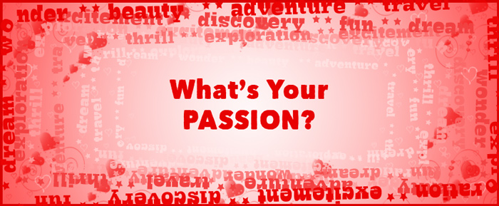 Read more about the article What's your passion?