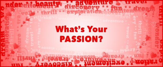 Whats Your Passion Banner