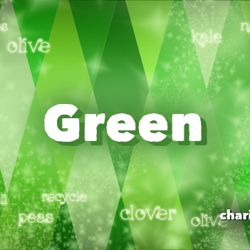 March: The Month of Green