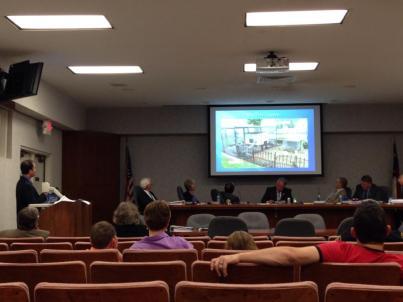 City Council Chicken Presentation