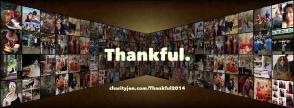 Being Thankful 2014