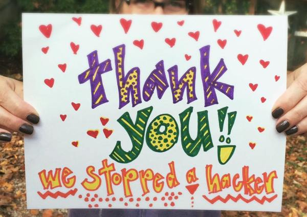 Huge Thanks for My Awesome Facebook Friends