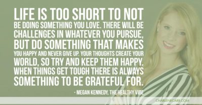 Megan Kennedy The Healthy Vibe Health Store