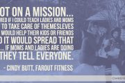 Cindy Butt, FarOut Fitness