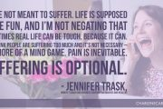 Jennifer Trask mindset coach and business advisor for coaches and healers expressing her philosophy