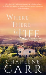 where there is life book club charlene carr