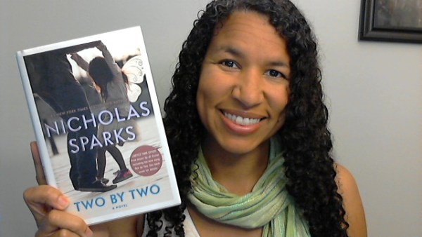 book review of Two by Two by Nicholas Sparks
