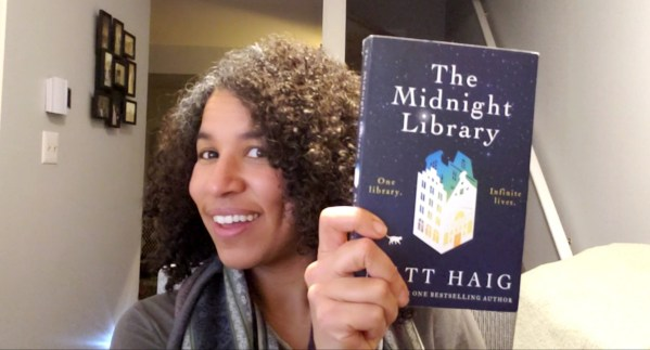 book review of midnight library by matt haig