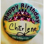 Charlene DeLoach's Happy Disney Birthday