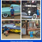 Disney Art of Animation Cars Suite