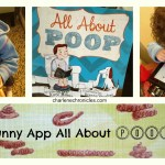 All About Poop Book and iPad App