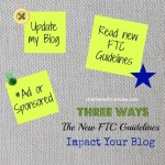 New FTC Guidelines for Bloggers