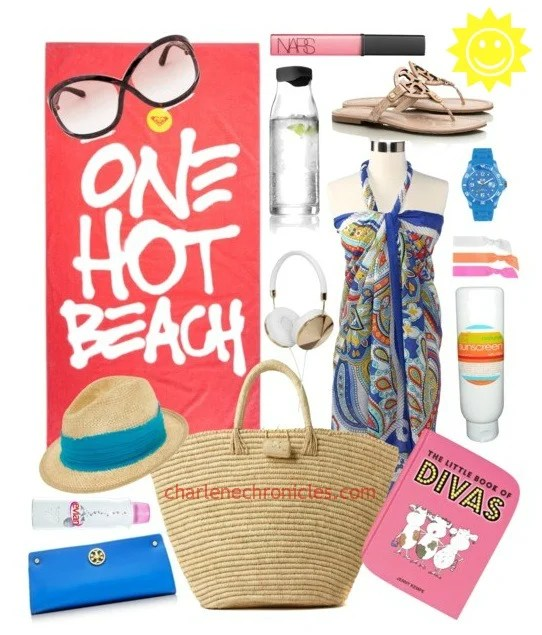 What should you have in your beach bag