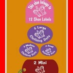 Lovable Labels Holiday Giveaway
