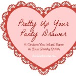 Pretty Up Your Panty Drawer