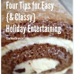 Simple Tips for Classy Holiday Entertaining