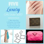 Luxury Gifts For Women Under $300