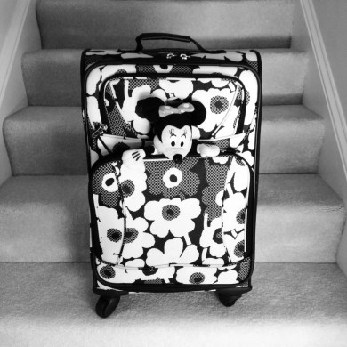 american tourister luggage color your world disney