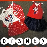 Kohls Disney Apparel with Jumping Beans!