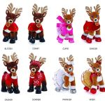 Build a Bear Reindeer!