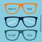 How to Pick Glasses that Suit You