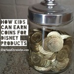 Teaching My Kids to Save Money for Disney