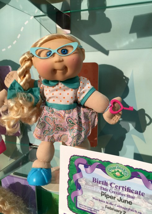 cabbage patch kids accessories