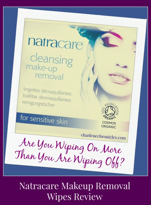 natracare makeup removal wipes review