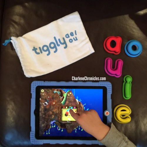 Tiggly Toys Words Interactive Learning Review