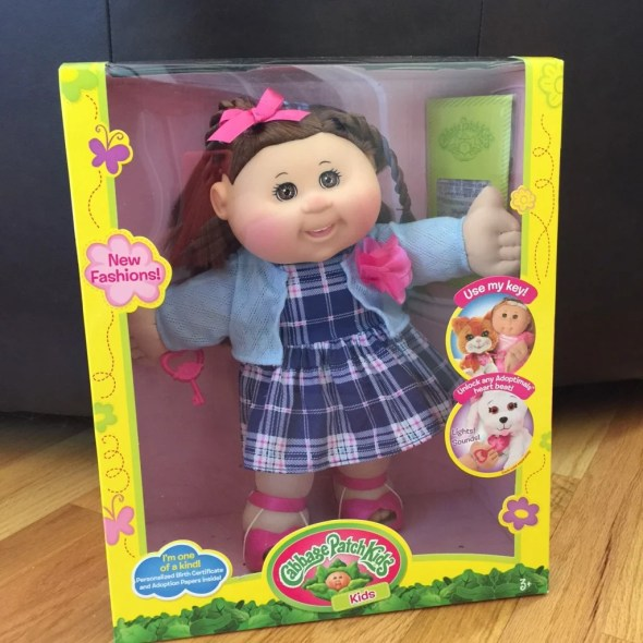 adoptimals cabbage patch kids 14 inch dolls