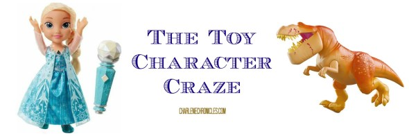 character craze charlene chronicles top toys 2015