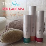 Red Lane Spa Skin Care Line