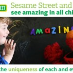 Sesame Street Sees Amazing in Autism